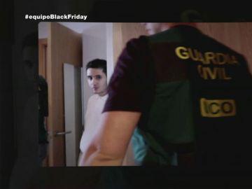 La reacción de un estafador leonés de 23 años que planeaba un golpe millonario cuando fue detenido
