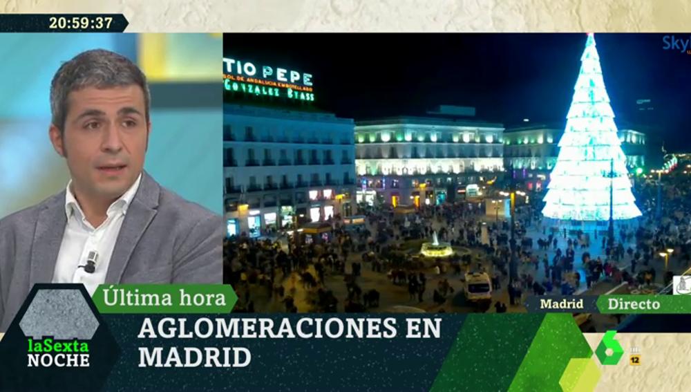 """""""Podemos vivir la tercera ola en breve"""": los expertos alertan ante las aglomeraciones en Madrid"""