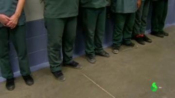 Imagen de mujeres en una cárcel de EEUU