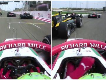 Gran salida de Mick Schumacher