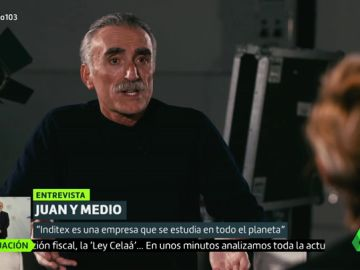 """Juan y Medio sale en defensa de Armancio Ortega: """"Su empresa es un ejemplo de creación y distribución de empleo y riqueza"""""""