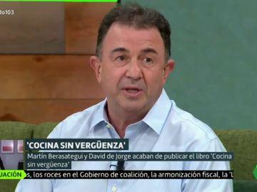Martín Berasategui en Liarla Pardo
