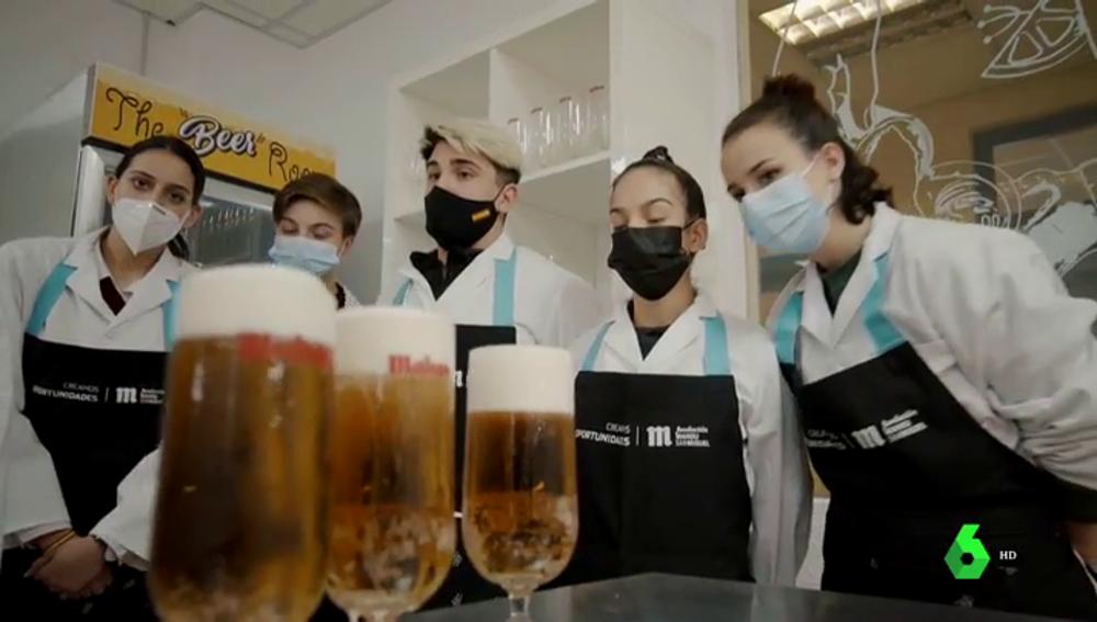 Formación contra el paro juvenil: el plan para formar a hosteleros de calidad en plena pandemia