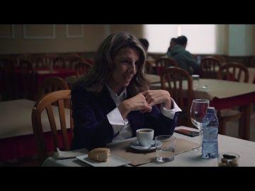"""La sincera respuesta de Yolanda Díaz que sorprende a Gonzo: """"Hay gente en el Gobierno que hace relato"""""""