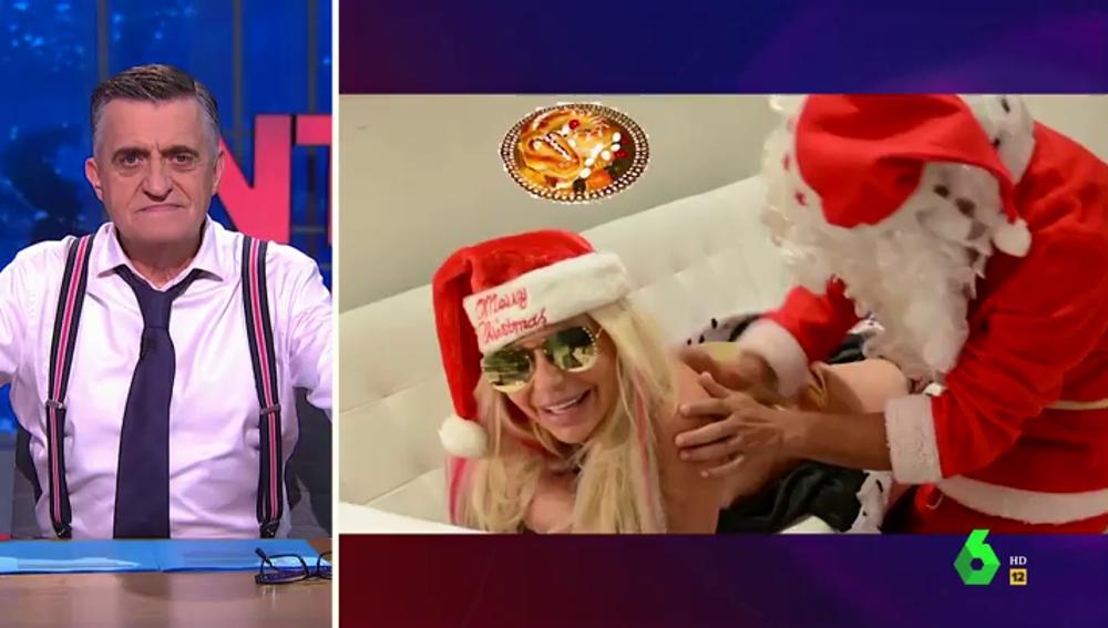 Leticia Sabater lanza un nuevo villancico, un hit que hará que llamemos Papito Noel a Santa Klaus