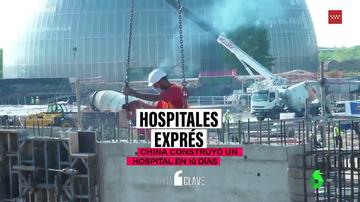 El Isabel Zendal de Ayuso vs. el hospital de Wuhan: comparativa de dos hospitales exprés