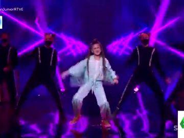 Eurovision Junior: así fue la actuación 'Palante' de España y el polémico playback de Francia, la ganadora