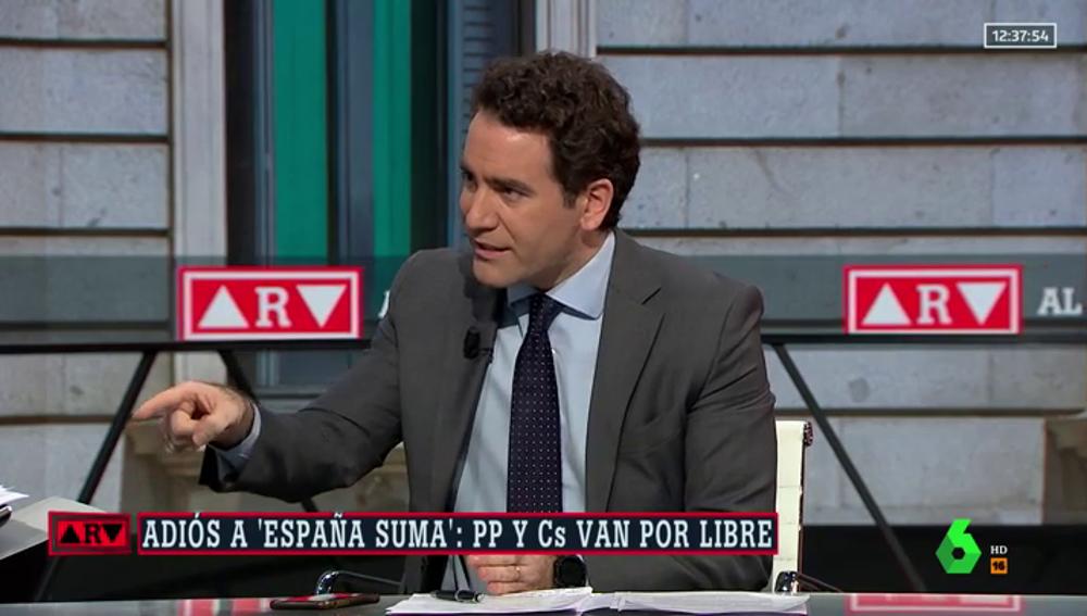 """El PP presenta un recurso en la Audiencia Nacional contra el """"ministerio de la verdad"""""""