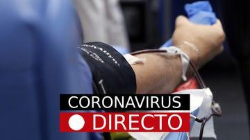 Sigue la última hora sobre la pandemia de coronavirus, en directo