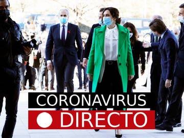 Coronavirus en España, hoy | Inauguración del hospital Zendal y nuevas medidas de Navidad por el COVID-19 y, en directo
