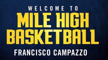 Los Nuggets dan la bienvenida a Campazzo aunque se equivocan con su nombre