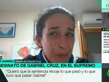 """Patricia Ramírez, madre de Gabriel: """"Tengo miedo de que no se le haga justicia"""""""
