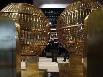 Así es el protocolo de custodia de las bolas de la Lotería de Navidad