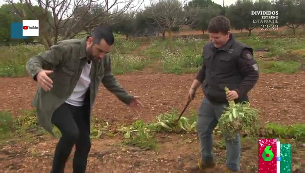 """El día que Dani Mateo 'cabreó' a Miquel Montoro al pisarle el huerto: """"¡Cuidado, te he dicho que no me la pises!"""""""