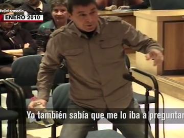 Asi fue el encontronazo de Otegi y la jueza tras preguntarle si condenada los asesinatos de ETA