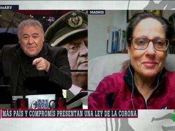 María Peral, adjunta a la dirección de 'El Español