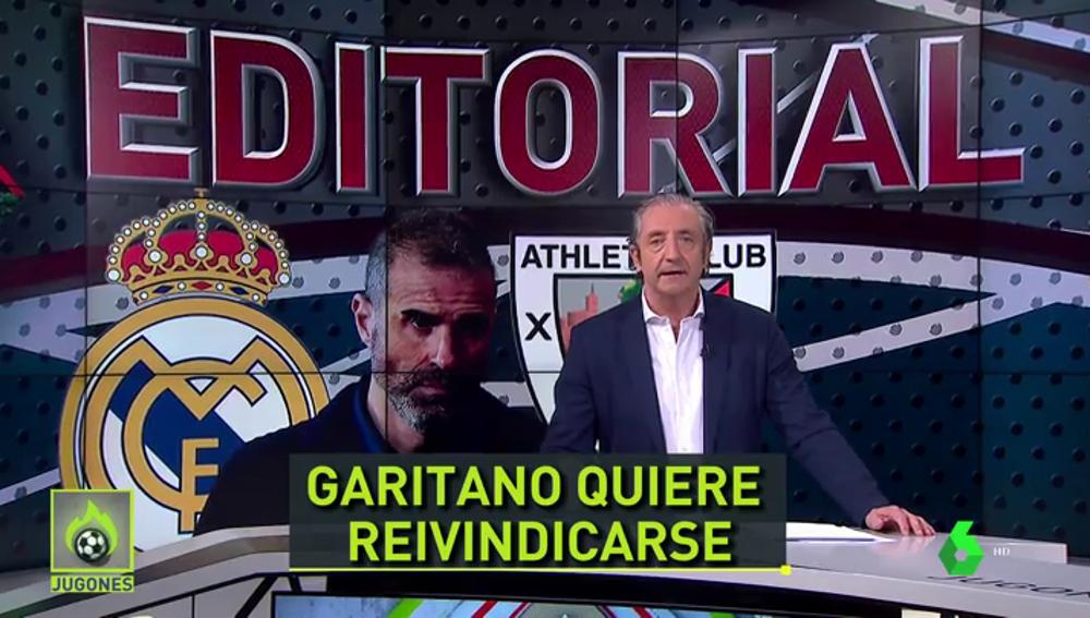 """Pedrerol: """"El Athletic necesita dar un golpe encima de la mesa... que está a 3 puntos del descenso"""""""