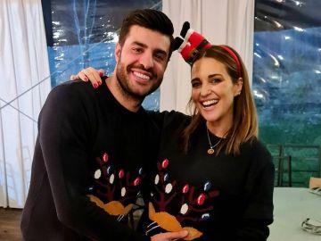 Miguel Torres y Paula Echevarría en Instagram