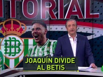 """Pedrerol: """"joaquín tiene derecho a opinar, pero que no olvide que es un empleado del club"""""""