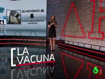 Ana Cuesta en 'Al Rojo Vivo'