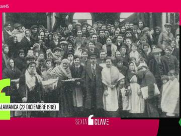 ¿La historia se repite?: las imágenes de las Navidades en 1918 que provocaron una tercera ola masiva de gripe española