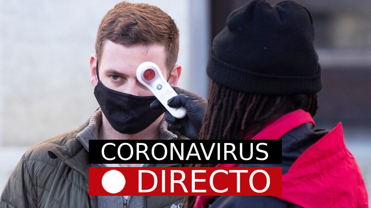 Coronavirus España | Restricciones por el COVID, medidas de Navidad y noticias de la vacuna, en directo