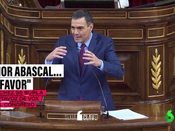 El irónico discurso viral que ha usado Sánchez para 'burlarse' de Vox