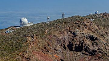 Observatorio del Roque de los Muchachos. La Palma