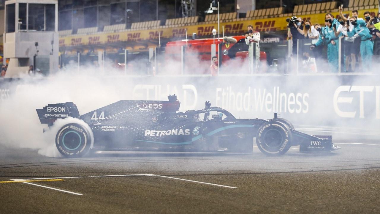 Mercedes reafirma su compromiso con la Fórmula 1