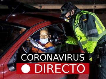 Coronavirus España | Cierre perimetral, vacuna del COVID y últimas noticias de restricciones, en directo