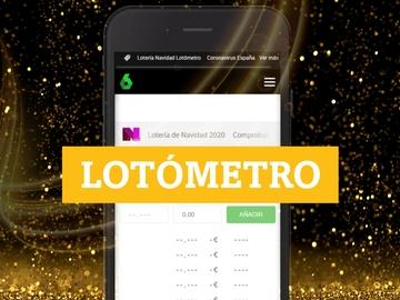 Lotómetro: Comprobar la Lotería de Navidad 2020 del Sorteo Extraordinario