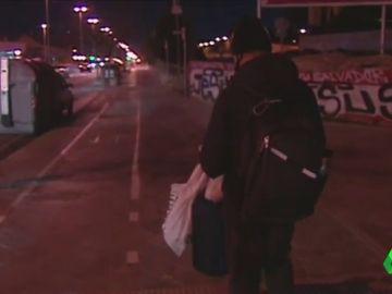 "Vivir en la calle en plena pandemia: ""Mucha gente va a querer que les metan en la cárcel"""
