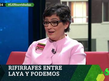 González Laya en laSexta Noche