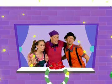 El grupo infantil 'Pica-Pica' divierte a los más pequeños con un musical navideño en la gran pantalla