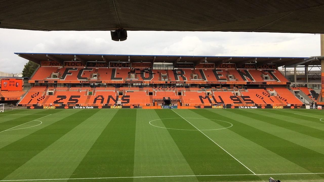 Estadio del Lorient