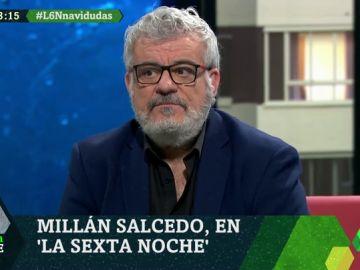 """Millán Salcedo, """"dolido"""" con Josema Yuste: """"Que diga por ahí que no éramos amigos… no lo puedo entender"""""""