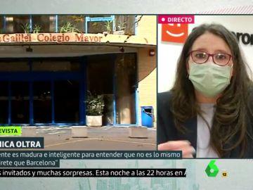 Mónica Oltra en Liarla Pardo