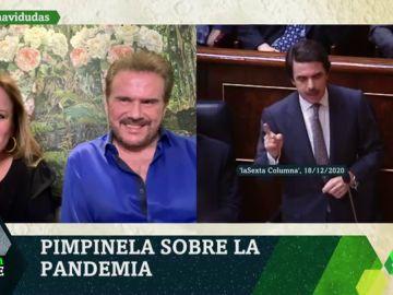 """Pimpinela celebra que los políticos españoles citen sus canciones en debates y entrevistas: """"En la política también hay amor y desamor"""""""