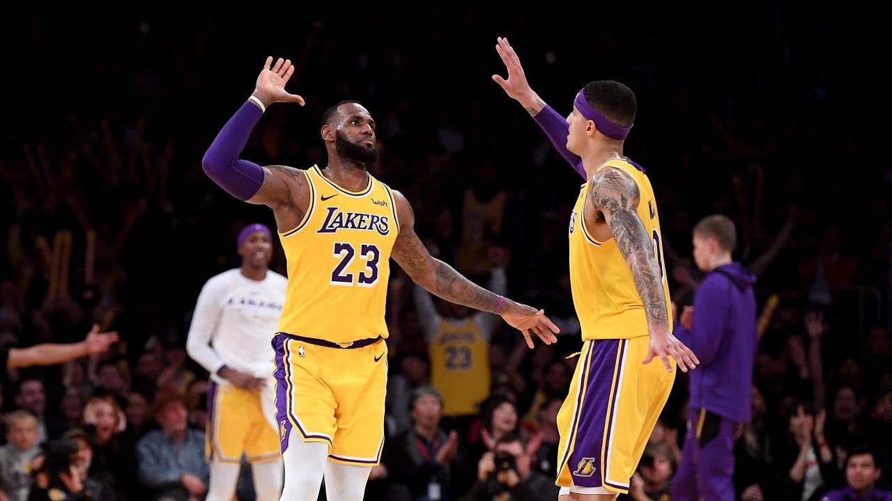 La petición de LeBron James a Kyle Kuzma después de su renovación con los  Lakers