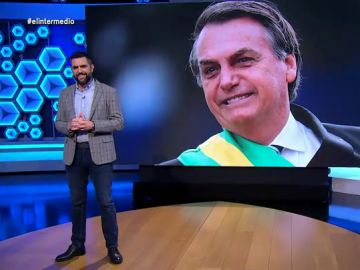 """El """"poderoso"""" argumento de Bolsonaro contra la vacuna de Pfizer: """"Si se convierte en caimán es problema suyo"""""""