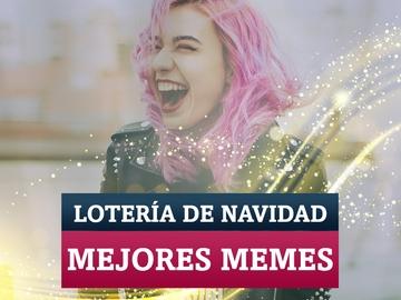 Los mejores memes de la lotería de navidad 2020