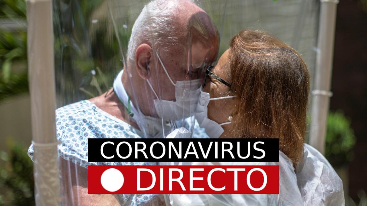 Coronavirus España   Últimas noticias de la vacuna del COVID, restricciones y cierre perimetral en Navidad, en directo