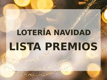 Comprobar Lotería de Navidad 2020: lista completa de los premios del Sorteo de Navidad