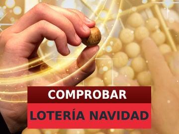 Comprobar décimos premiados de la Lotería de Navidad 2020