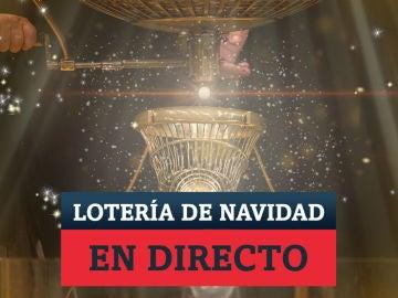 Lotería de Navidad | El gordo y premios del Sorteo, en directo