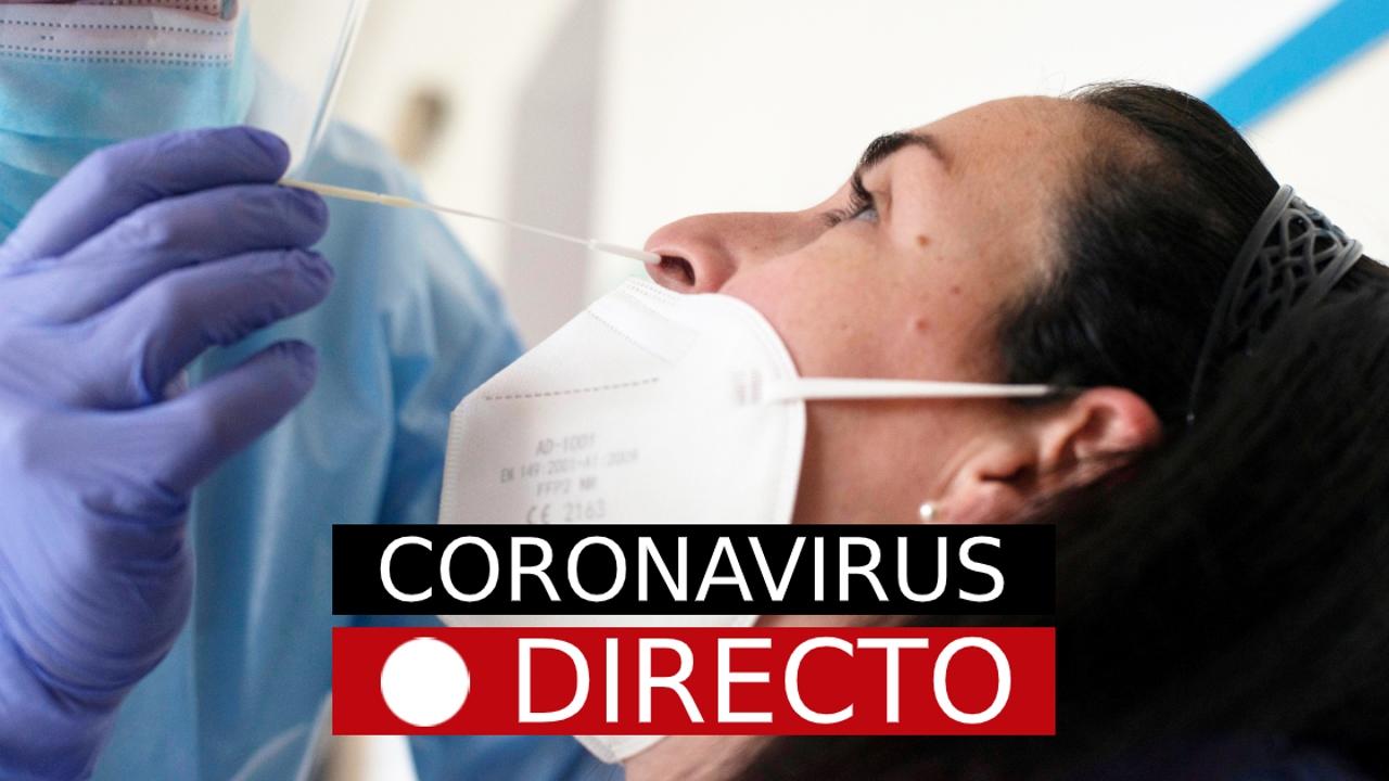 Coronavirus España, hoy | Restricciones de Navidad, noticias de la nueva cepa y la vacuna del COVID, en directo