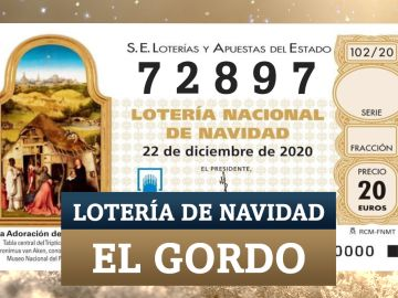 El Gordo de la Lotería de Navidad 2020