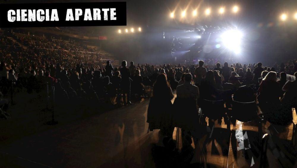 Concierto de Raphael en Madrid