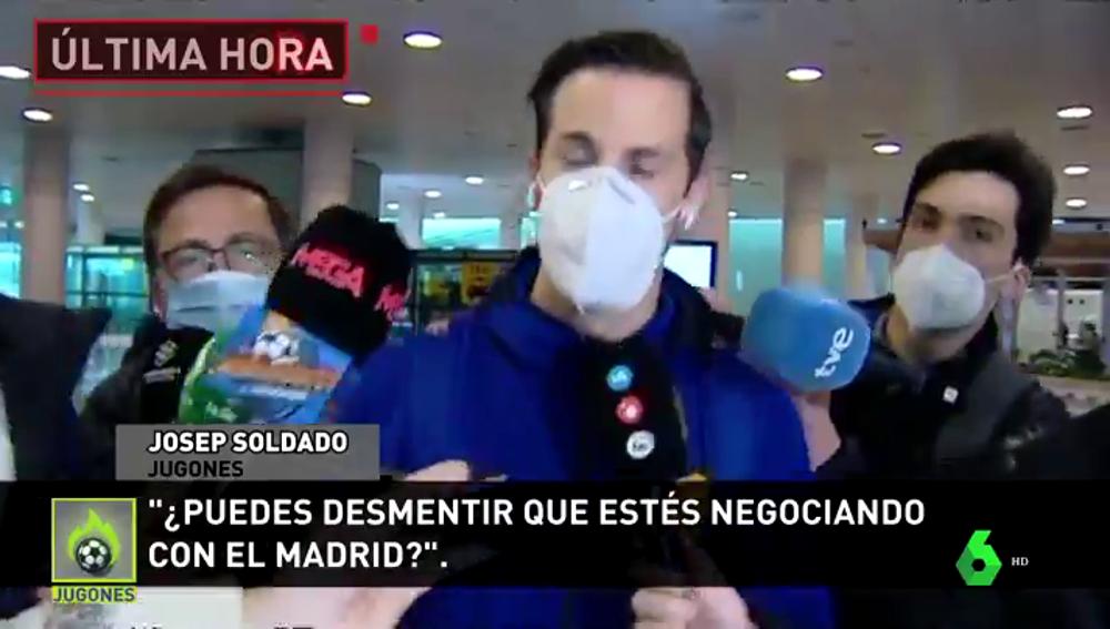 Así ha sido la llegada de Thomas Heurtel a Barcelona