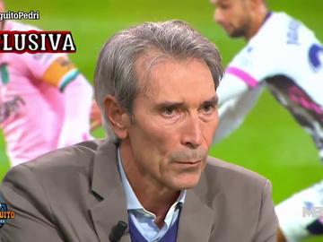 """Lobo Carrasco: """"Hay un 50% de opciones de que Messi se quede en el Barça"""""""